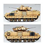 Academy 1/35 M2A2 Bradley Iraq 2003 Tank Plastic