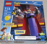 LEGO Disney / Pixar Toy Story Exclusive Special Edition Set #7591 Construct a Zurg, Baby & Kids Zone