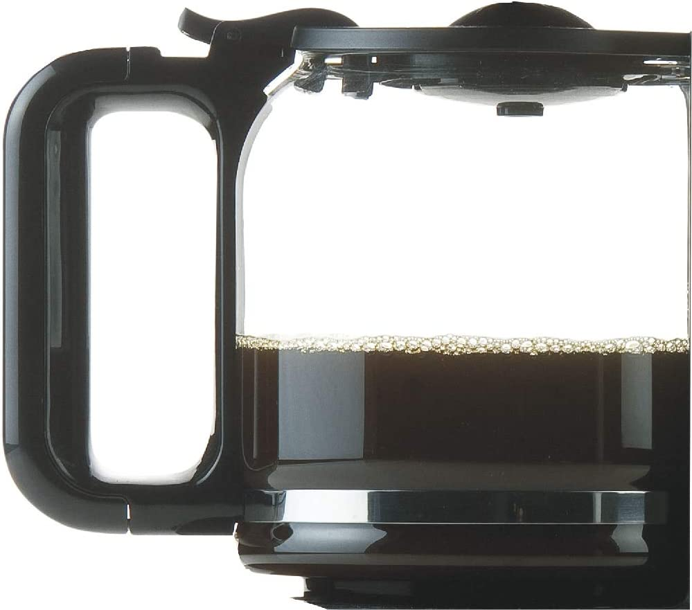 Jarra de repuesto para cafetera, 1,8 litros de capacidad, jarra de ...