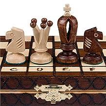 Royal 30 European Wood International Chess Set [Toy]