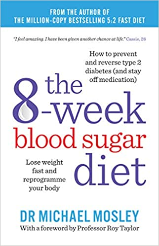 8 week blood sugar diet average weight loss