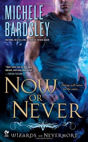 book cover of Now or Never