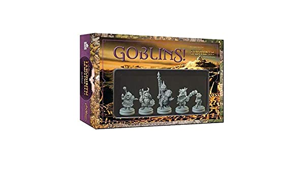 Crazy Pawn Games Dentro del Laberinto: Expansion Goblins [Castellano]: Amazon.es: Juguetes y juegos