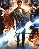 MATT SMITH - Doctor Who AUTOGRAPH Signed 8x10 Photo -  TopPix Autographs