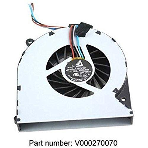 wangpeng New Laptop CPU Cooling Fan For Toshiba Satellite C50 C50D C50-A C50D-A C55 C55-A C55dt C55dt-a C55T-A5102 Series