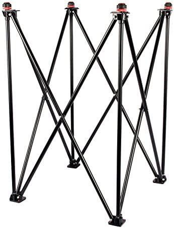 Details about  /Adjustable Four Fold Floor Carrom Stand us