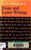 Essay and Letter Writing, Alexander, 0582523036