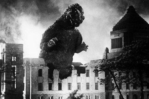 Godzilla, King of The Monsters! 11x17 Mini Poster