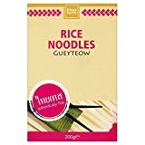 Thai Taste Rice Noodles Gueyteow (200g) - Pack of 6