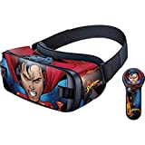 DC Comics Superman Gear VR with Controller (2017) Skin - Superman on Fire Vinyl Decal Skin For Your Gear VR with Controller (2017)