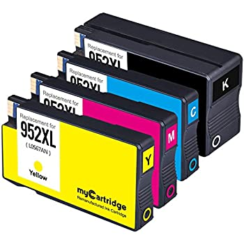 30%OFF LINKYO Replacement for HP 952 952XL High Yield Ink Cartridges