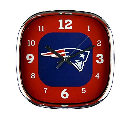 New England Patriots Desk Clock Patriots Desk Clock