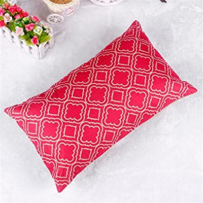 FairyTeller 30Cm*50Cm 2016 New Decorative Cushion Cover Capa De Almofada Car-Covers Throw Pillows Case Home Decor Cotton Linen