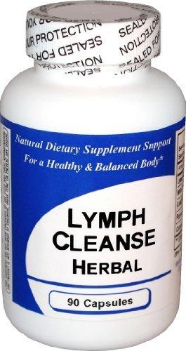 Lymph Cleanse Herbal (90 Vegi-Capsules)