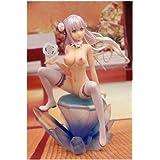 アニメ、エミリアの修正版、手のモデル、人形、図、ボディ、セクシーな文字、ビニール像、人形玩具