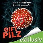 Giftpilz (Hubertus Hummel 8) | Alexander Rieckhoff,Stefan Ummenhofer