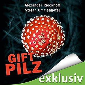 Giftpilz (Hubertus Hummel 8) Hörbuch