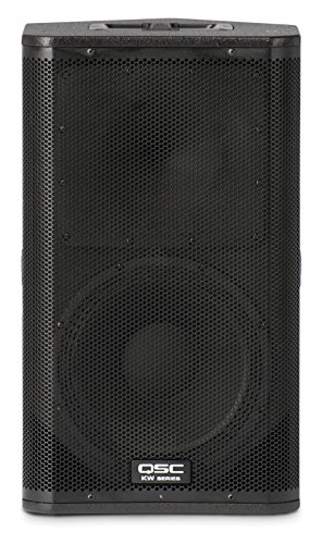"QSC KW122 2-Way Powered Loudspeaker - 1000 Watts, 1x12"", used for sale  Delivered anywhere in USA"