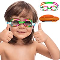Kids Swim Goggles || Swimming Goggles for Kids (Age 2-8...
