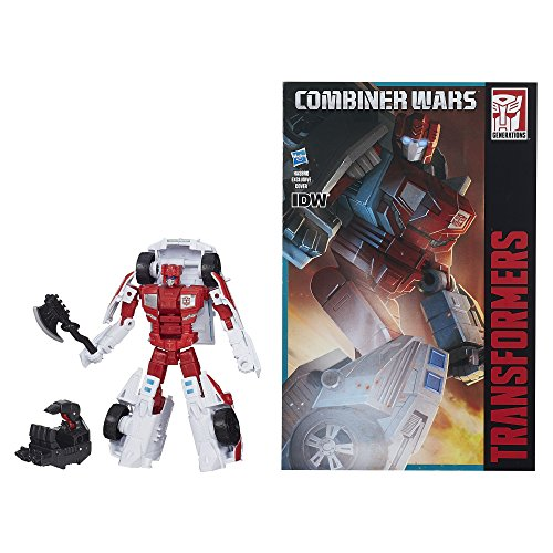 Transformers Generations Combiner Wars Deluxe Class Protectobot First Aid Figure (First Transformer)