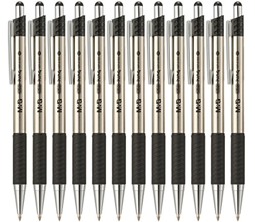M&G Automatic Drafting Pencil Metal Mechanical Pencil, 0.5mm Lead Size, (Automatic Pencil Lead)