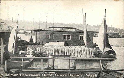 Amazon com: A Salmon Fisherman's Outfit Grays Harbor