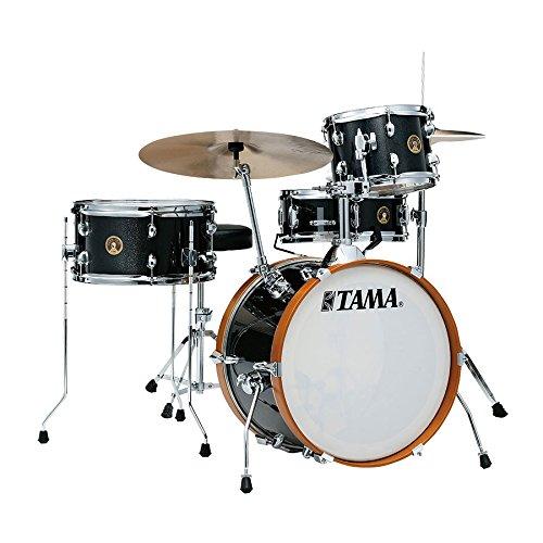 Tama Club Jam 4-piece Drum Kit Shell Pack - Charcoal Mist