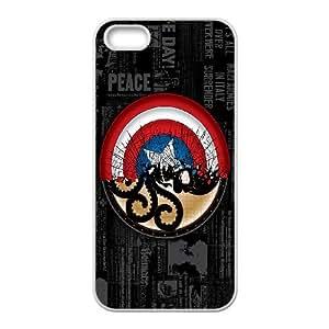 iPhone 5, 5S Phone Case Captain America C-C429642