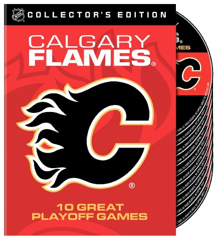 Playoff 10 Great Games - NHL Calgary Flames 10 Great Playoff Games