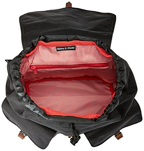 Herschel Tan X Dawson Noir Black Peacoat Small Synthetic Leather wwzrpZq4