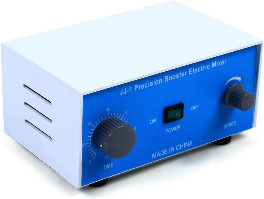 mezclador 100 W 3,000 rpm Agitador el/éctrico de laboratorio potencia de precisi/ón mezclador