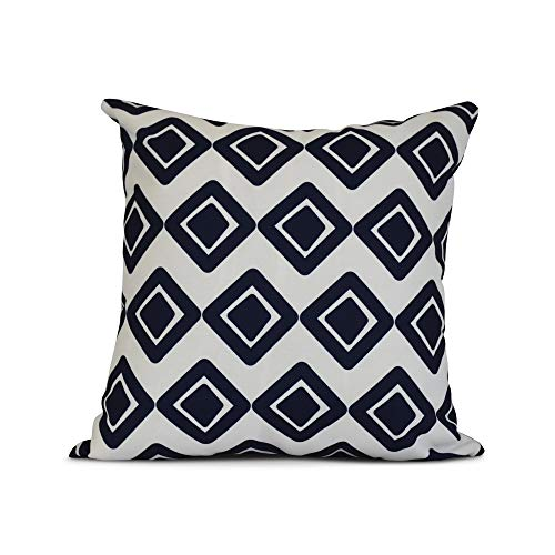 Ebydesign Geometric Diamond Jive 1 Outdoor Pillow 18