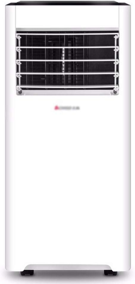 ROMX Aire Acondicionado portátil Unidad de CA 4 en 1 / deshumidificador/ Ventilador/Calentador/con 2 velocidades de Ventilador, Control Remoto, Tapa hasta 161 pies cuadrad: Amazon.es: Hogar