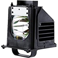 Electrified 915P061010-ELE12 Replacement Lamp with Housing for WD-Y657 for Mitsubishi Televisions