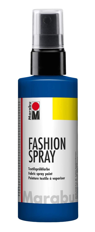 Marabu 100 ml Fashion Spray, Marine Blue MR171950258