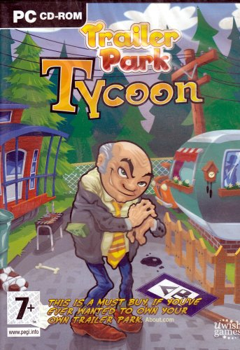 Trailer Park Tycoon - PC (Tycoon Pc Games)