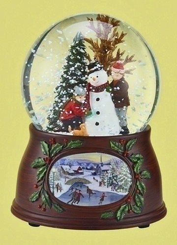 最新入荷 クリスマスSnow Globe – B00FGTULSQ Building a雪だるまMusical – Snowglobe – Waterglobe – – Water Globe B00FGTULSQ, オガサグン:10047f3c --- irlandskayaliteratura.org