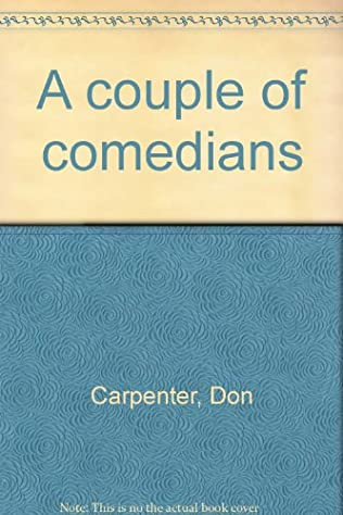 book cover of A Couple of Comedians