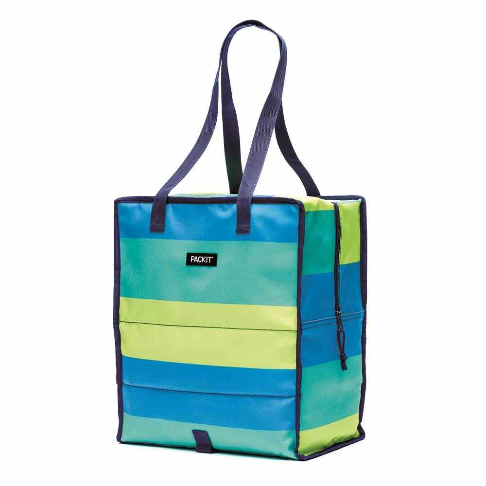 11 x 19 x 16 cm Pack-it Packit 2292695/_Multicolore Glaci/ère de Pique-Nique R/ésine Acrylique