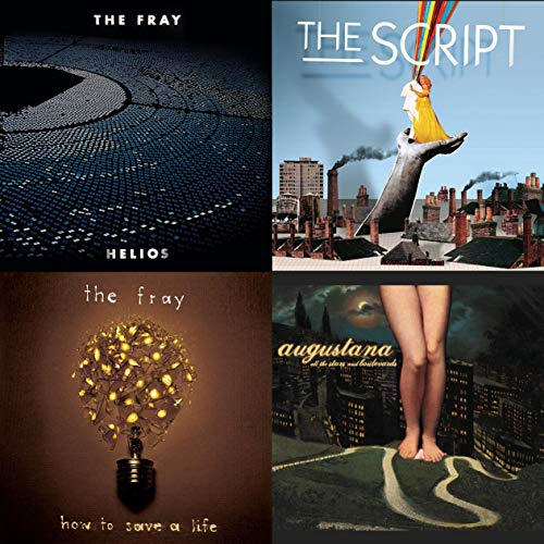The Fray And More By Mat Kearney The Script The Calling Train
