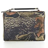 Mossy Oak Camo Poly-Canvas Bible / Book Cover
