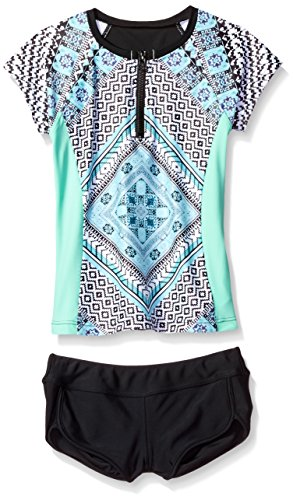 Seafolly Big Girls Aztec Tapestry Surf Set