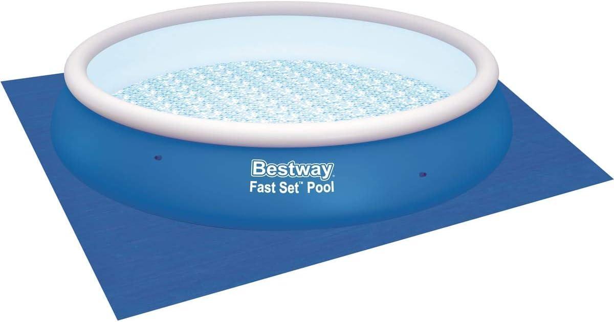 Bestway Fast Set Suelo, Blue: Amazon.es: Jardín