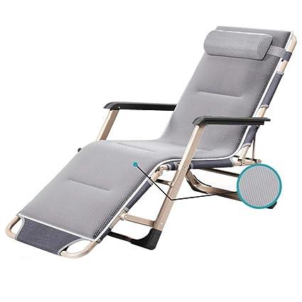 Amazon.com: LXLA – Silla reclinable acolchada de gran tamaño ...