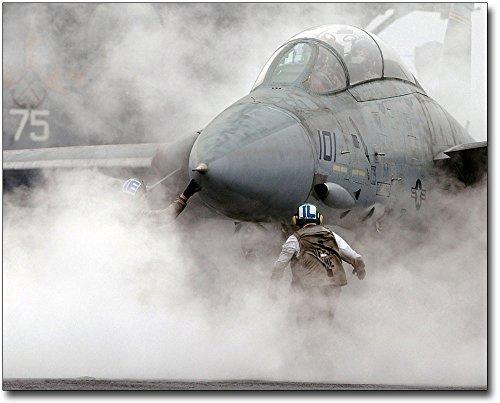 F-14 / F-14B Tomcat Swordsmen VF-32 11x14 Silver Halide Photo Print - F-14 Tomcat Wall