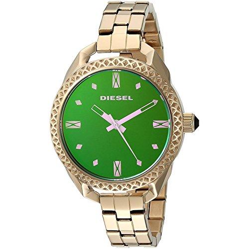 Diesel Women's DZ5550 Shawty Gold Watch