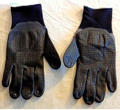 Memphis Ninja BNF Nitrile Foam Work Gloves - One Single Pair ...