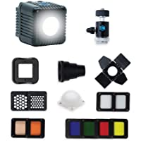 16-Pieces Lume Cube 2.0 Portable Lighting Kit