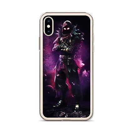 Amazon.com: Raven Skin Epici - Carcasa de TPU transparente ...