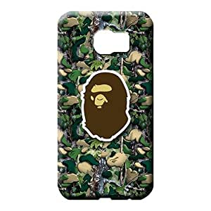samsung galaxy s6 edge Classic shell New Cases Covers For phone phone cases covers bape famous top?brand logo